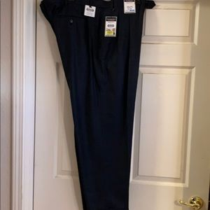 NWT Rountree & Yorke Men's Dress Pants Sz 46x29